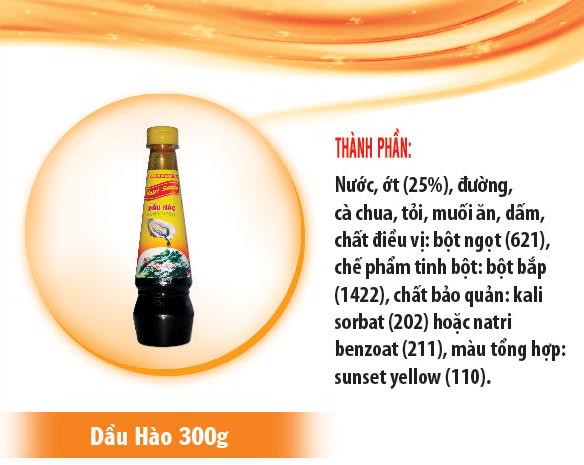 Dầu Hào 300g