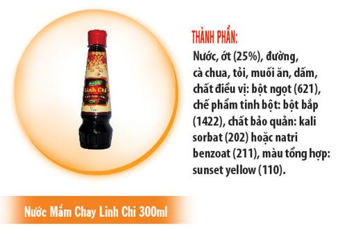 Nước Mắm Chay Linh Chi 300ml